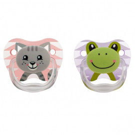 Dr.Brown's Soother with picture PreVent 0-6m. 2 pcs